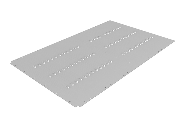Speedway Louvered Cover