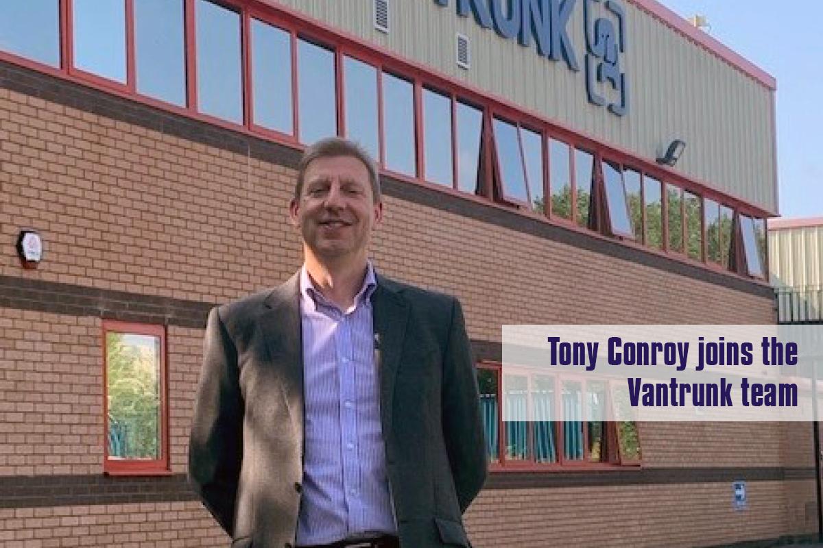 Tony Conroy, Vantrunk